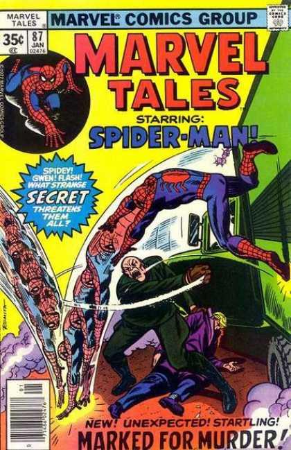 Marvel Tales 87 - Vengeance From Vietnam!