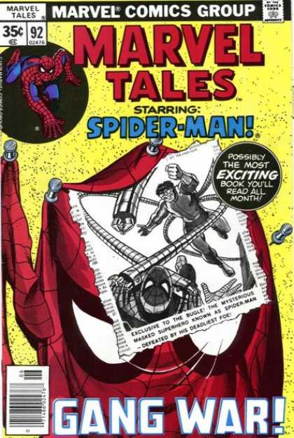 Marvel Tales 92 - They Call the Doctor...Octopus!