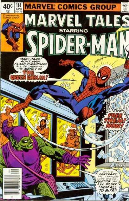 Marvel Tales 114 - The Green Goblin Strikes!
