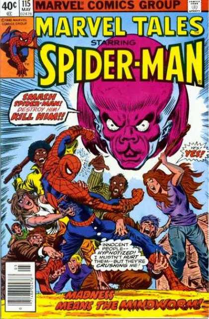 Marvel Tales 115 - Madness Means...The Mindworm!