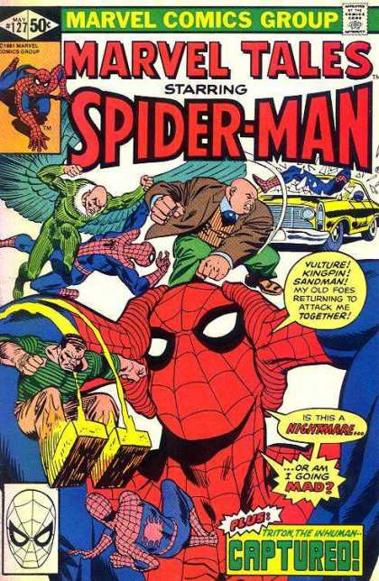 Marvel Tales 127 - Spider-Man... or Spider-clone?