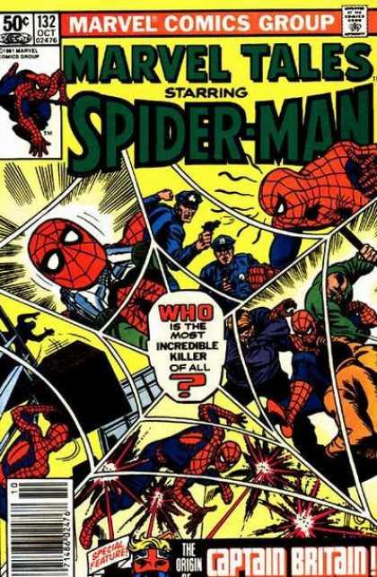 Marvel Tales 132 - Whodunit!
