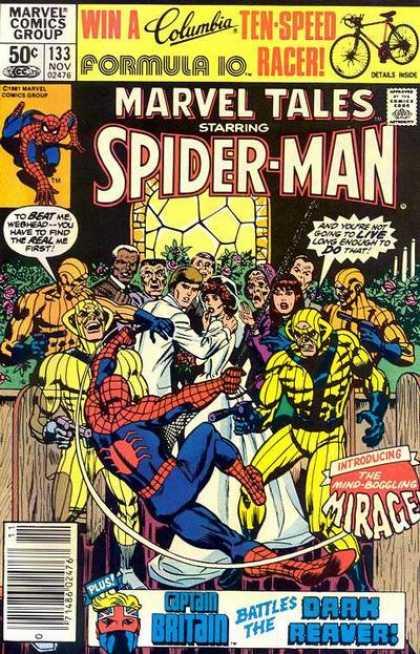 Marvel Tales 133