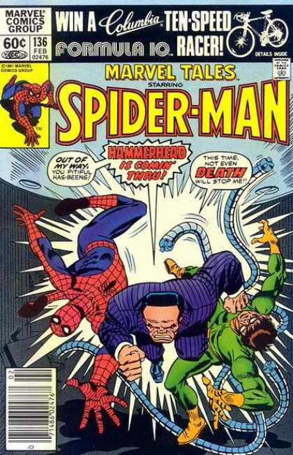 Marvel Tales 136 - Arm-in-Arm-in-Arm-in-Arm-in-Arm-in-Arm With Doctor Octopus