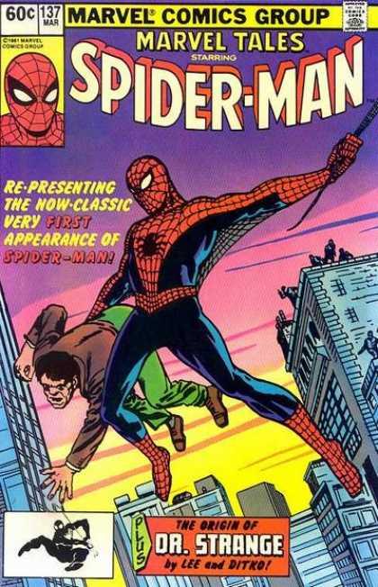 Marvel Tales 137 - Spider-Man!