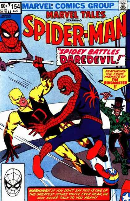 Marvel Tales 154 - Duel With Daredevil