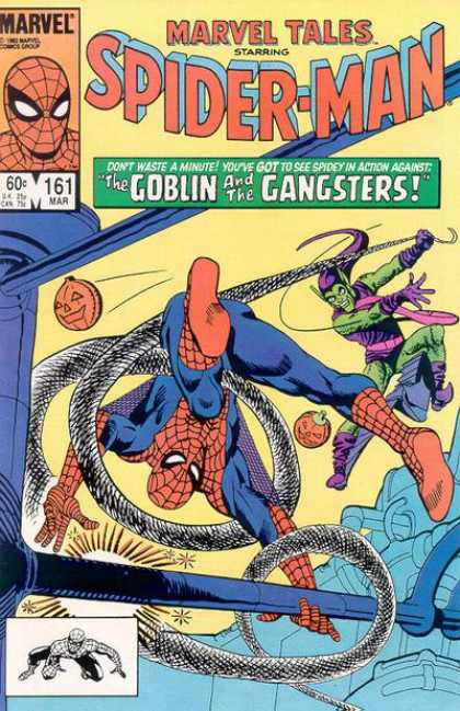 Marvel Tales 161 - The Goblin and the Gangsters