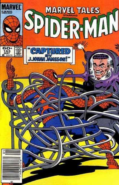 Marvel Tales 163 - Captured By J. Jonah Jameson!