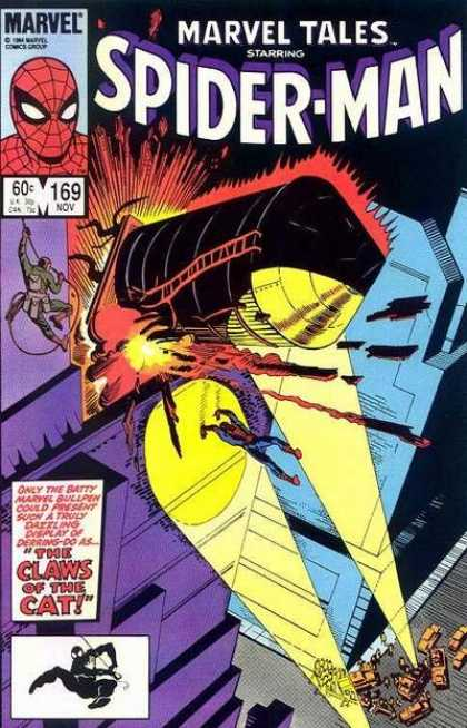 Marvel Tales 169 - The Claws of the Cat