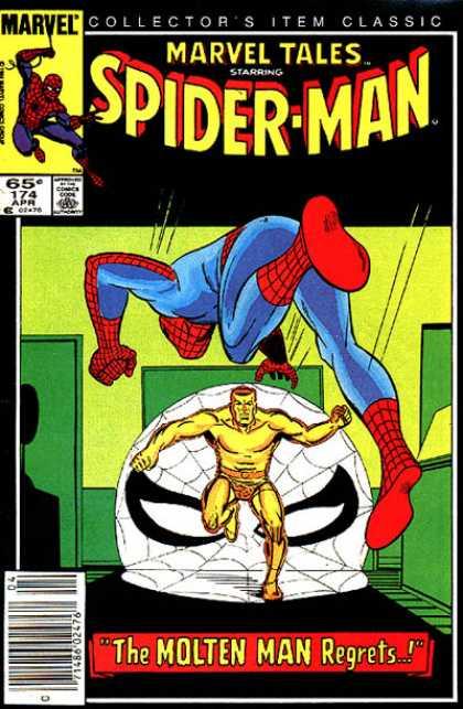 Marvel Tales 174 -