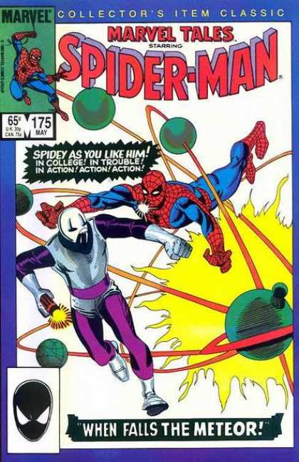Marvel Tales 175 - When septembres the Meteor!