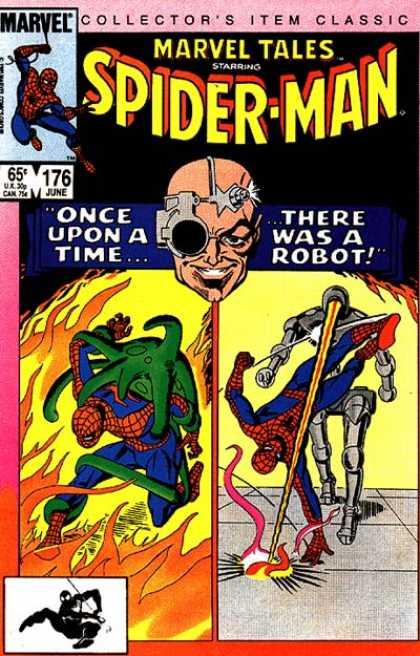 Marvel Tales 176 -