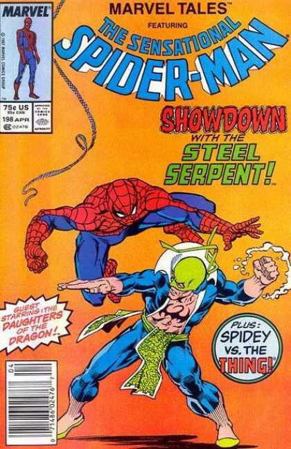 Marvel Tales 198
