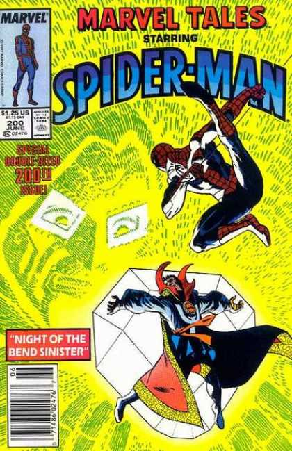 Marvel Tales 200 - Night of the Bend Sinister