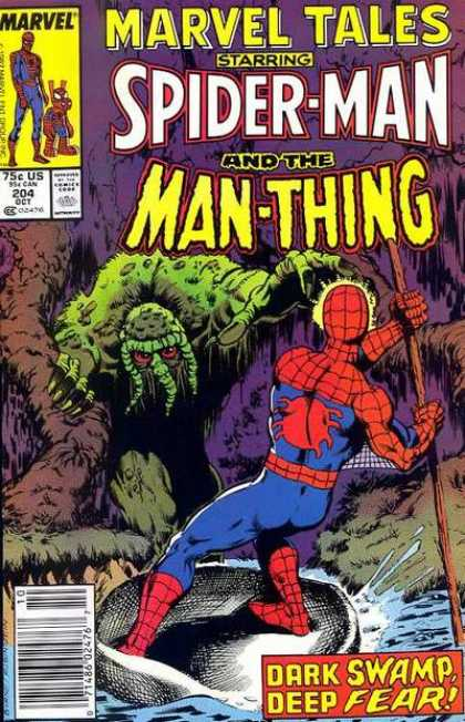 Marvel Tales 204 - The Measure of a Man