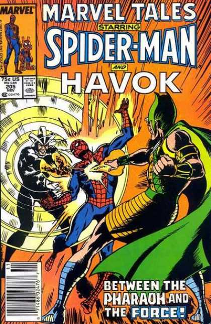 Marvel Tales 205