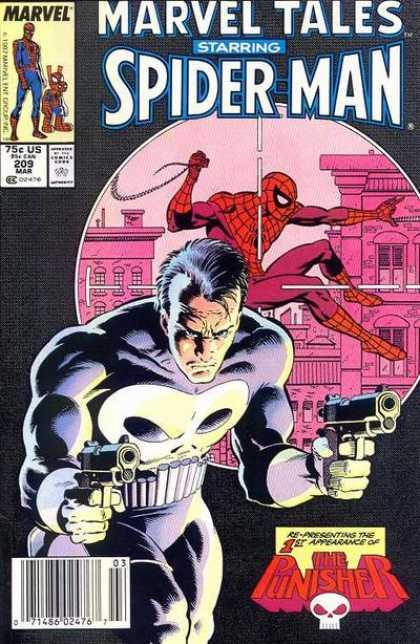 Marvel Tales 209
