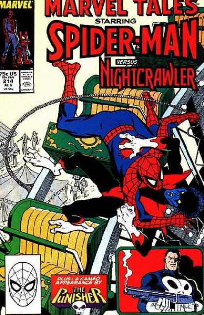 Marvel Tales 214 - And the Nightcrawler Came Prowling, Prowling