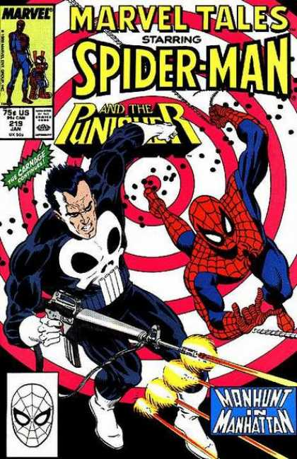 Marvel Tales 219 - One For Those Long Gone!
