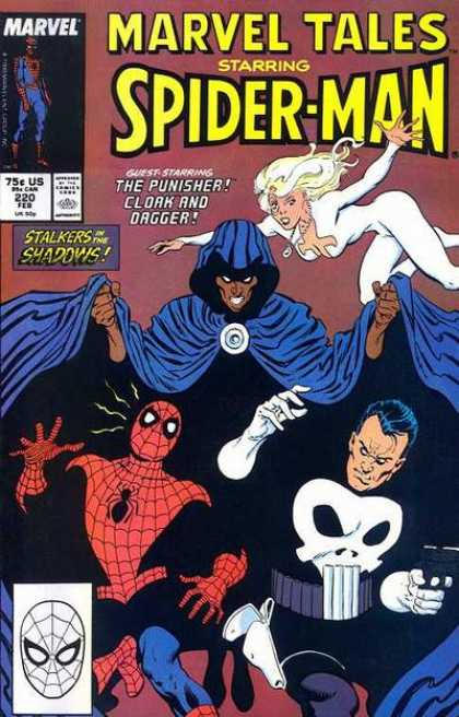 Marvel Tales 220 - Stalkers in the Shadows