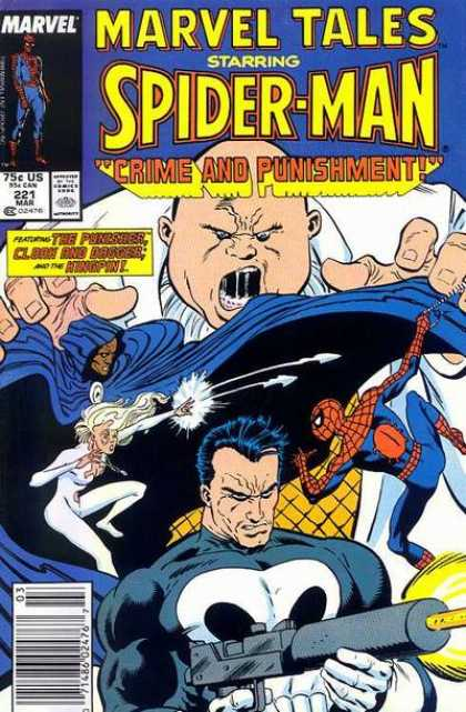 Marvel Tales 221 - Crime & Punishment!