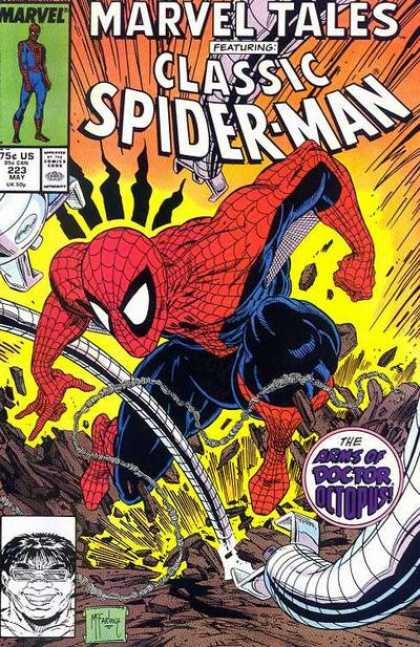 Marvel Tales 223 - The Arms of Doctor Octopus!