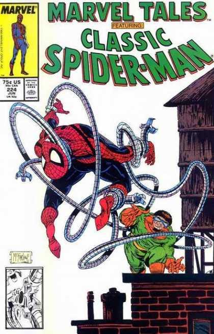 Marvel Tales 224