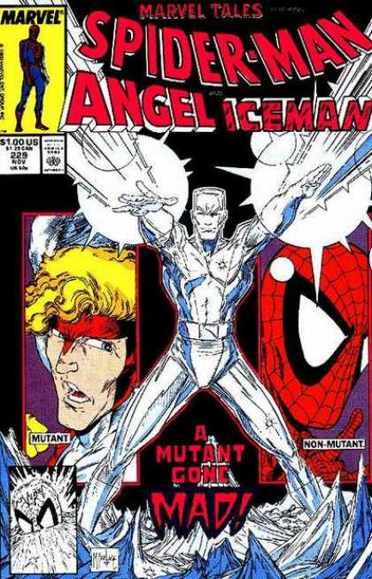 Marvel Tales 229 - My Friend, My Foe!