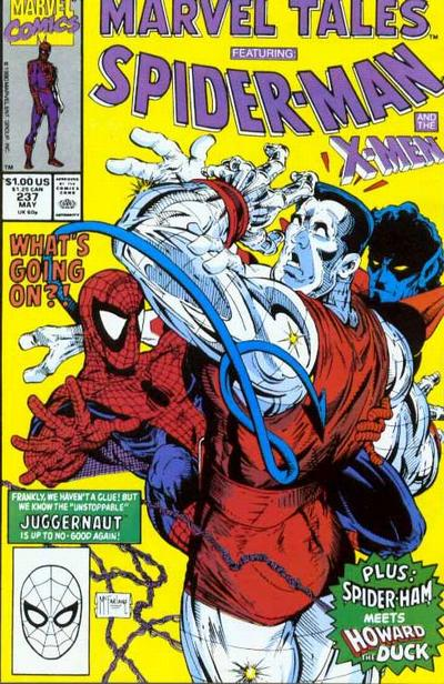 Marvel Tales 237 - 'Tis Better To Give!