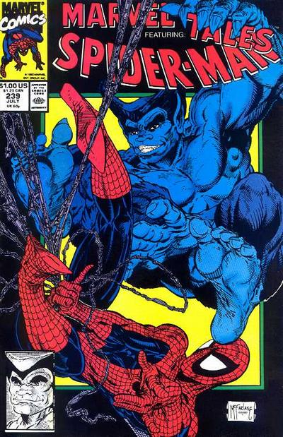 Marvel Tales 239 - Night of the Griffin - A Bat Days Knight