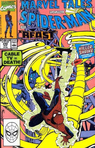 Marvel Tales 240 - Death on the Air