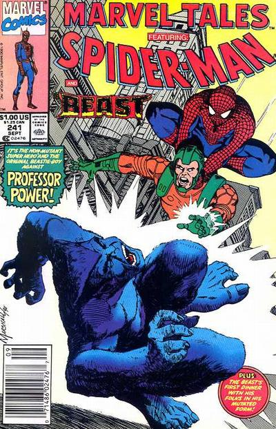 Marvel Tales 241 - The Ties That Bind!
