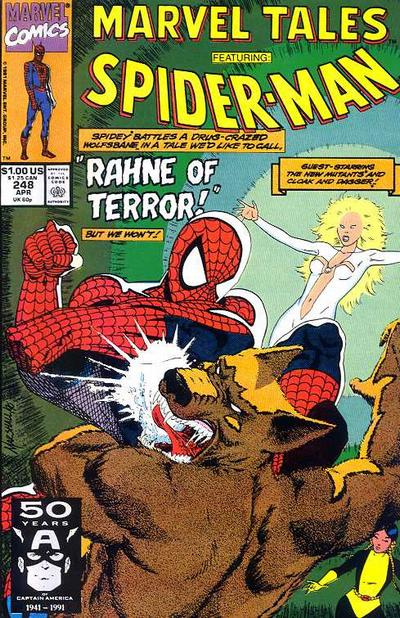 Marvel Tales 248 - The Hunters and the Hunted! Part II