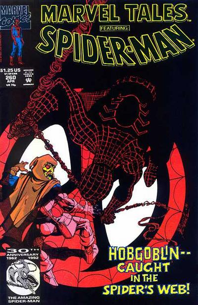 Marvel Tales 260 - Confessions