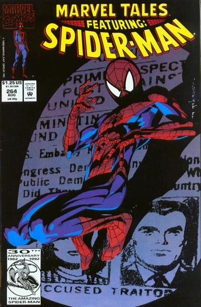 Marvel Tales 264 - The Parents of Peter Parker