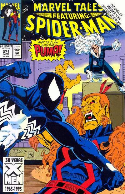 Marvel Tales 271 - Beware the Claws of Puma!