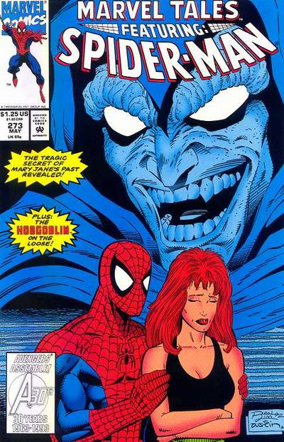 Marvel Tales 273 - All My Pasts Remembered!