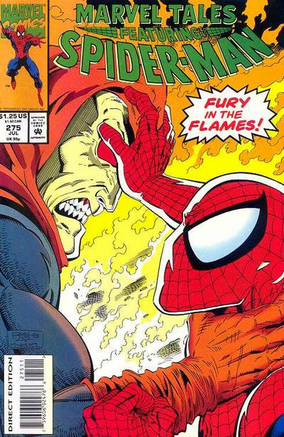 Marvel Tales 275 - The Sins of My Father