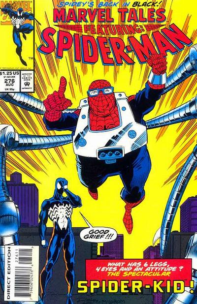 Marvel Tales 276 - The Spectacular Spider-Kid!
