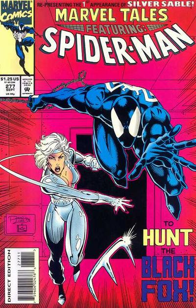 Marvel Tales 277 - After the Fox!