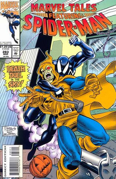 Marvel Tales 283 - To challenge the Beyonder!
