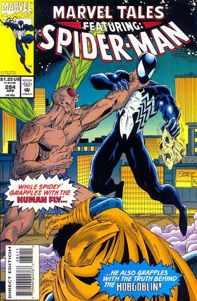 Marvel Tales 284