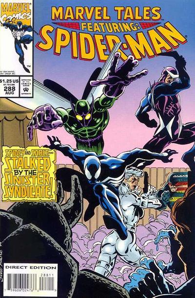 Marvel Tales 289
