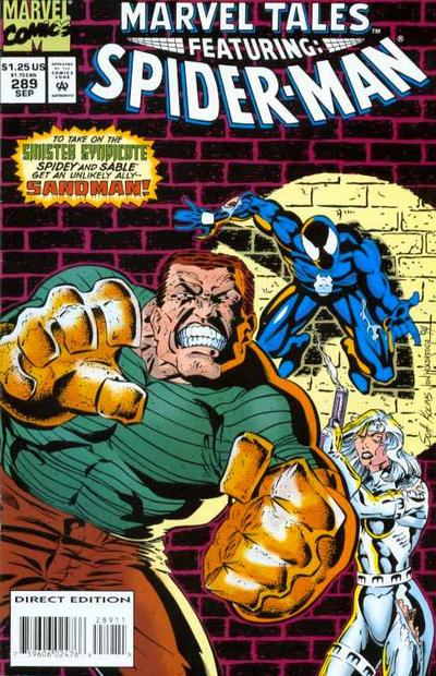 Marvel Tales 290 - The Fury of X-Factor!