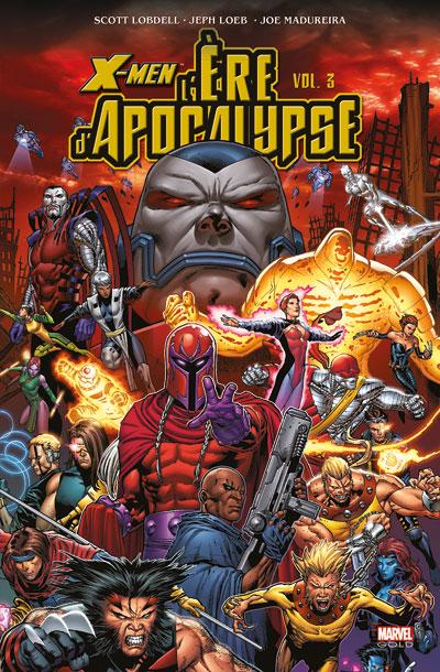 X-Men - L'Ère d'Apocalypse 3 - 3