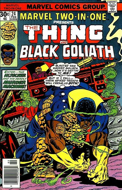 Marvel Two-In-One 24 - Does Anyone Remember... The Hijacker!?