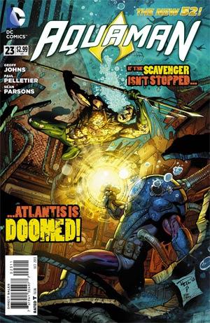 Aquaman 23 - 23 - cover #1