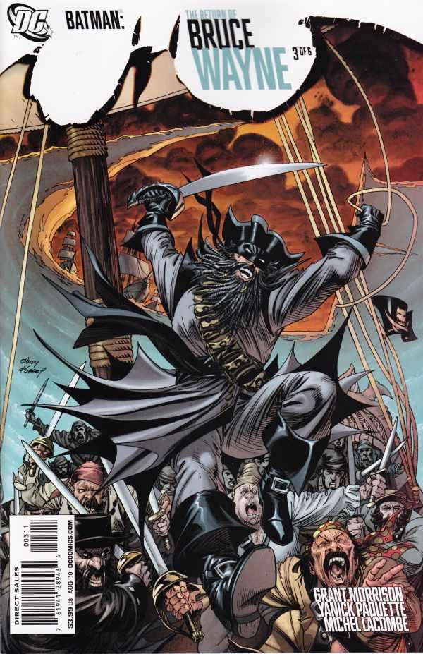 Batman - The Return of Bruce Wayne 3 - The Bones of Bristol Bay