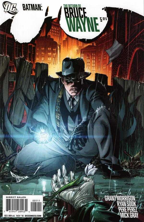 Batman - The Return of Bruce Wayne 5 - Masquerade