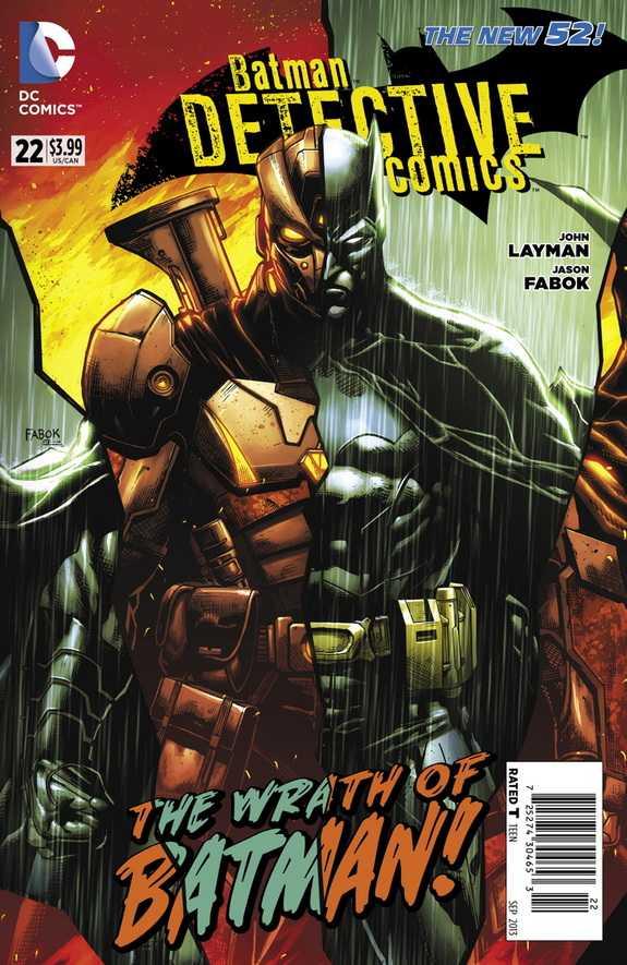 Batman - Detective Comics 22